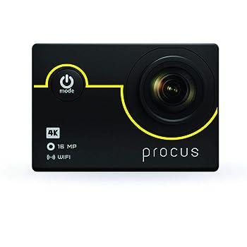 Procus Rush 2.0 16MP 4K HD Action Waterproof Camera