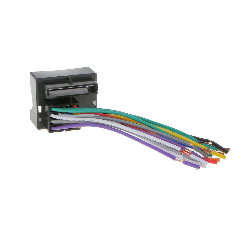 MagiDeal Auto Radio CD Player DVD GPS Autoradio Adapter Kabel ...