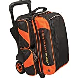 Hammer Premium Double Roller Bowling Bag, Black/Orange Review