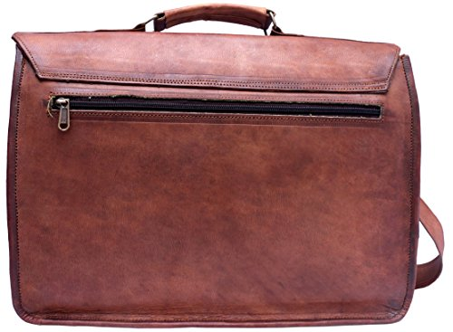 FeatherTouch Herren Damen Leder Tasche Messenger Bags Handtasche Aktentasche schultertasche Umhängetasche