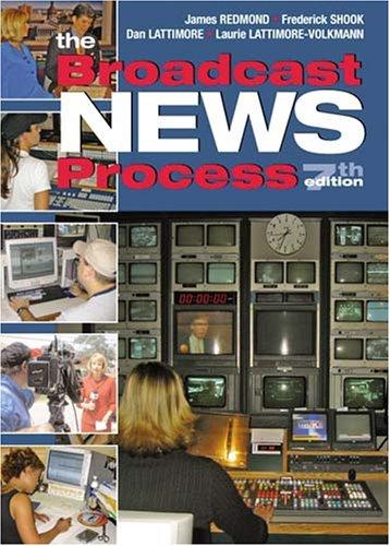 Broadcast News Process