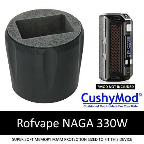 Rofvape NAGA 330W CUP HOLDER by CushyMod cover wrap skin sleeve case car mod vape kit