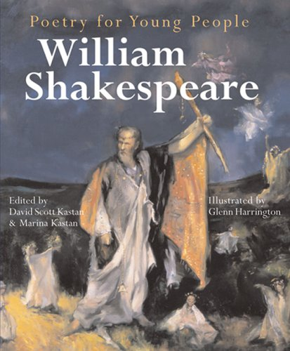 William Shakespeare: Poetry for Young People - Book  of the Poetry for Young People