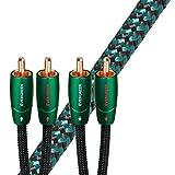 AudioQuest Evergreen 1m 3.28 feet RCA to RCA 1m 3'4''