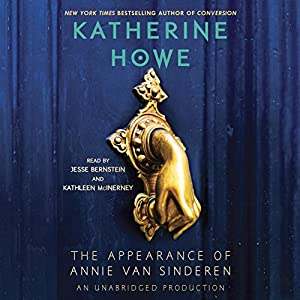 The Appearance of Annie van Sinderen Audiobook