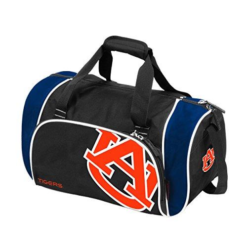 Logo Brands 110-53L NCAA Auburn Tigers Locker Duffel Bag, Adult, Blue