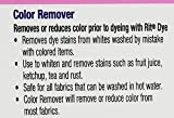 Pack of 2 Rit Dye Laundry Treatment Color Remover