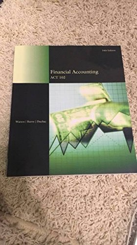Download Financial Accounting ACT 102 14th Edition PDF