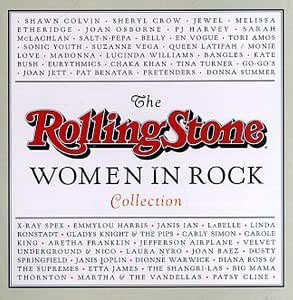 Various Women In Rock Changing Times