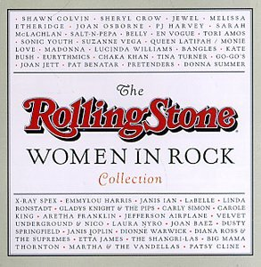 The Rolling Stone Women In Rock Collection