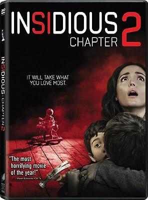 Insidious: Chapter 2 / Uvdc Ws Ac3 Dol DVD Region 1 NTSC US Import: Amazon.es: Cine y Series TV