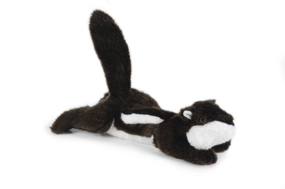 40 cm Beeztees Plush Flat Squirrel Tami, 40 cm