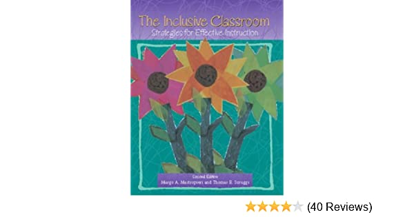 Inclusive Classroom The Strategies For Effective Instruction