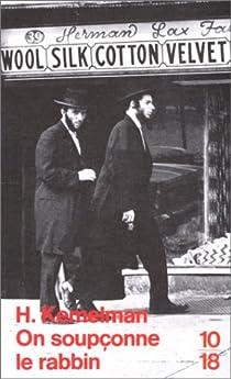 On soupçonne le rabbin par Kemelman