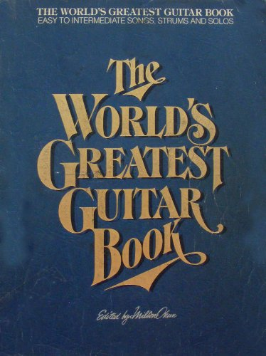 The World's Greatest Guitar Book