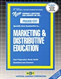 Marketing and Distributive Education, Rudman, Jack, 0837384664
