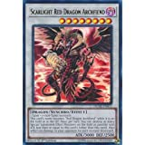 Yu-Gi-Oh! - Scarlight Red Dragon Archfiend - DUDE-EN013 - Ultra Rare - 1st Edition - Duel Devastator