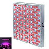 EShing 14W Red and Blue LED Plant Growing Light Panel Reflector Design Hanging Light for Indoor Hydroponic Garden and Greenhouse Plant Veg Flowering Grow Light System
