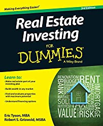 Image of the product Real Estate Investing For that is listed on the catalogue brand of Eric Tyson Robert S Grisw.