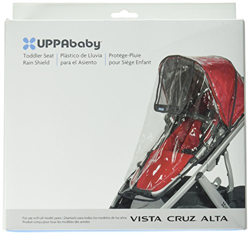 UPPAbaby Toddler Seat Rain Shield (Replacement Strap Stroller)