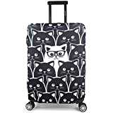 Madifennina Spandex Travel Luggage Protector Suitcase Cover Fit 29-32 Inch Luggage (XL)