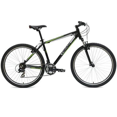 Cheap Head Rise X Mountain Bike 29 inch Wheels, 20.5 inch Frame, Black/Green