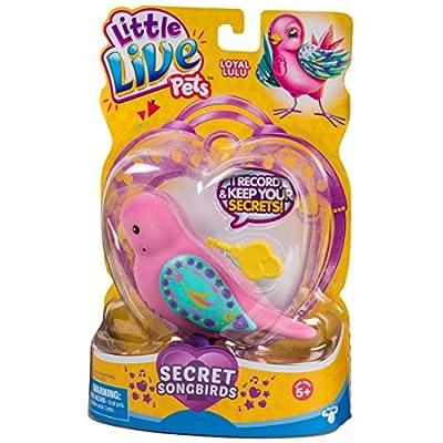 Little Live Pets Bird - Loyal Lulu: Little Live Pets: Toys & Games