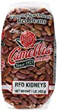 Camellia Red Kidney Beans, 16 Ounce (4 Pack)