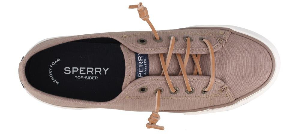 Sperry Top-Sider Women's Pier View Core B07DWBYHG7 12 B(M) US|Timberwolf