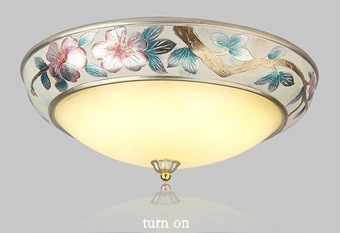 Plafoniere Per Ristoranti : Nauy rotonde luci della stanza in ceramica plafoniere caldo