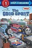 img - for Thomas & Friends The Good Sport (Thomas & Friends) (Step into Reading) book / textbook / text book