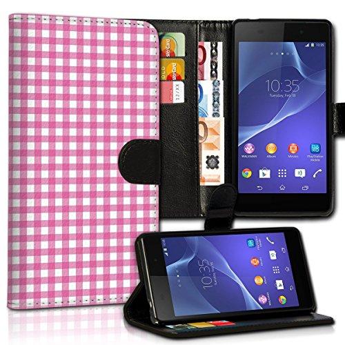 Wallet Book Style Flip Handy Tasche Case Schutz Hülle Schale Motiv Etui für Apple iPhone 4 / 4S - Design Flip MV222