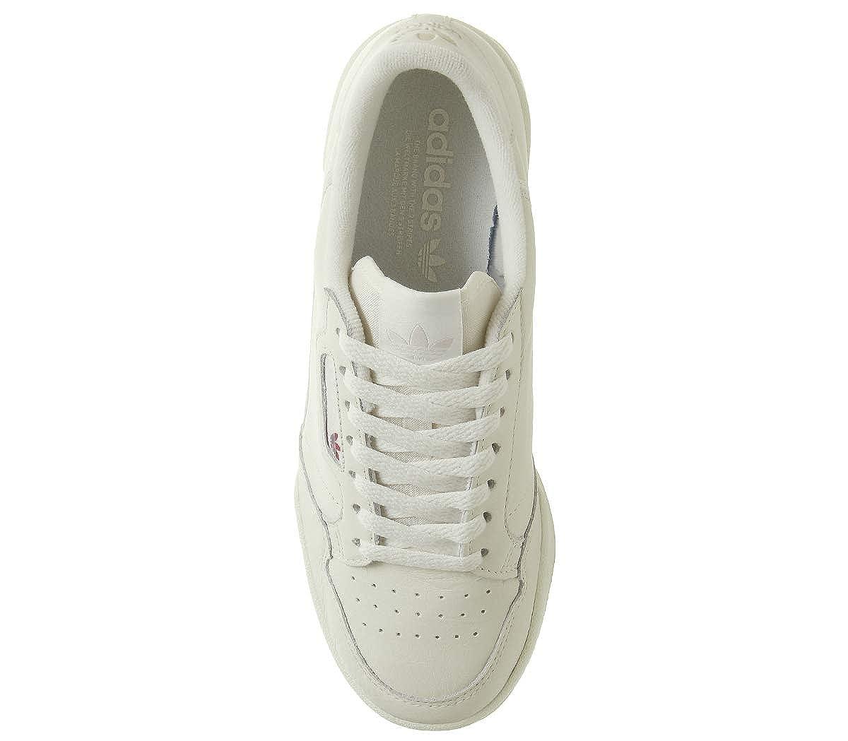 timeless design 6a8c4 434a8 adidas Herren Continental 80 Fitnessschuhe weiß  Amazon.de  Schuhe    Handtaschen