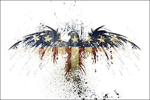 Eagles Become Fine Art Print by Alex Cherry