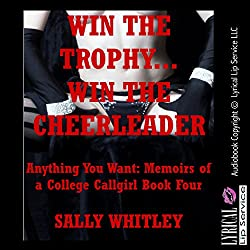 Win the Trophy, Win the Cheerleader: An Anal Sex Gangbang Erotica Story