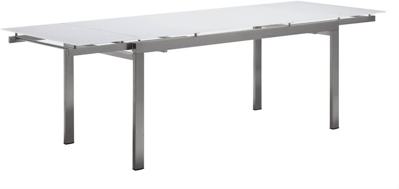 Mesa de jardín OUTLIV. Palma - Mesa extensible (160 x 240 x 90 cm ...