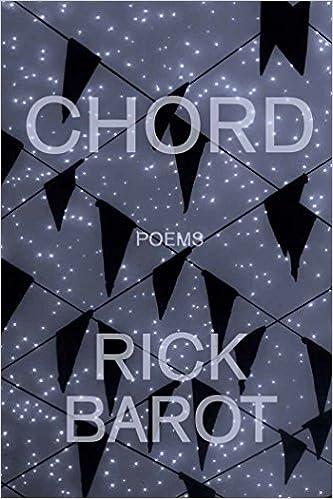Amazon Chord 9781941411032 Rick Barot Books