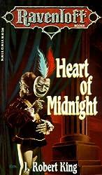 Heart of Midnight (Ravenloft Books)