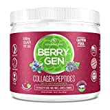 Berry Gen Restore (3) Dual Action COLLAGEN, Grass-Fed Collagen Peptides, Great Tasting, Easy to Mix Powder