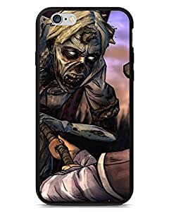 Animation game phone case's Shop iPhone 5/5s Scratch-proof Protection Case Cover For iPhone 5/5s Hot The The Walking Dead: Season 2 Phone Case 3838740ZB176380344I5S
