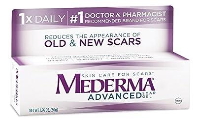 Mederma Advanced Skin Care Gel