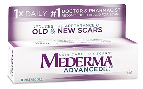 Mederma Advanced Skin Care Gel