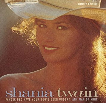 Shania Twain: i testi più cercati