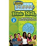 Standard Deviants School: Zany World Basic Math 9