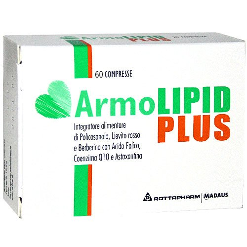 19 opinioni per Armolipid PLUS 60 compresse