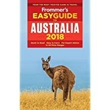 Frommer's EasyGuide to Australia 2018