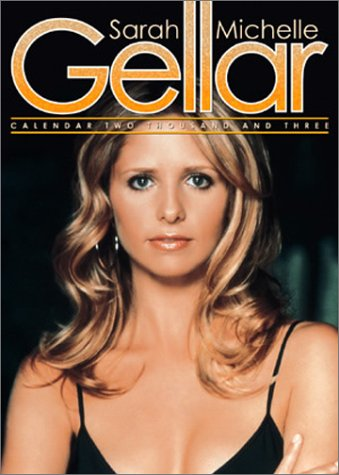 Pdf Science Fiction Sarah Michelle Gellar Buffy Cal 2003 (Calendars TV Times)