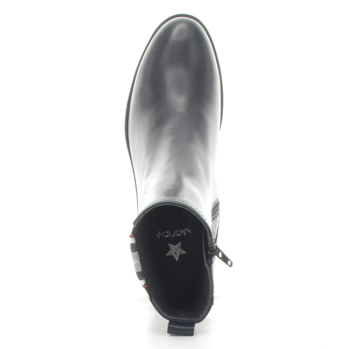 MARIPE 27690-173548 Chelsea Stiefel Stiefel Stiefel mit dünner Gummisohle - Obermaterial Nappaleder navy blau - Lederfutter - Made in  6fc7e9