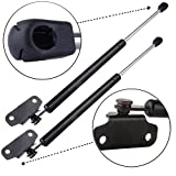 05 accord hood - ECCPP 2pcs Front Hood Gas Lift Supports Struts Shocks Springs for 2003 2004 2005 2006 2007 Honda Accord
