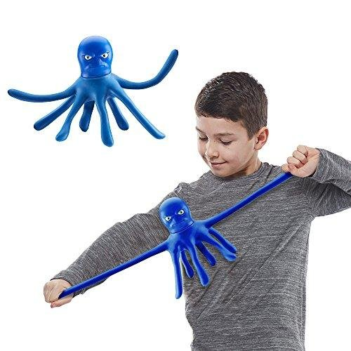 Stretch-Armstrong-Mini-Stretch-Octopus-Blue